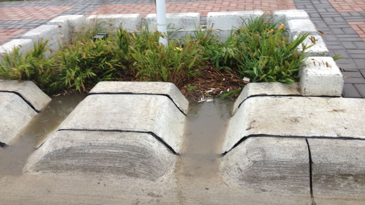 Stormwater planter