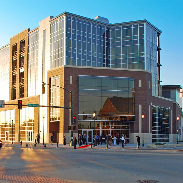 Coralville Center for the Performing Arts